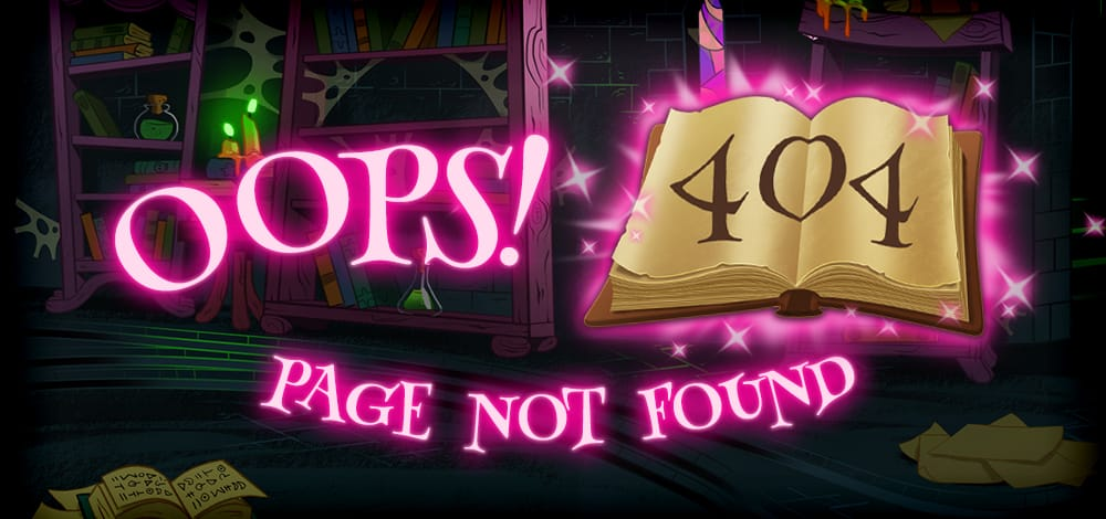 404 – Page not found