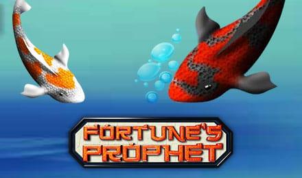 Fortunes Prophet online slots game logo