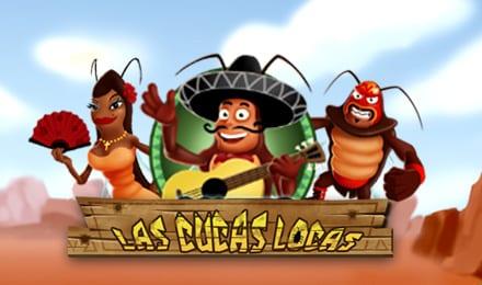 Las Cucas Locas online slots game logo