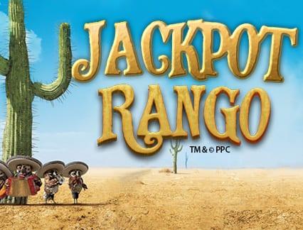 Jackpot Rango online slots game logo