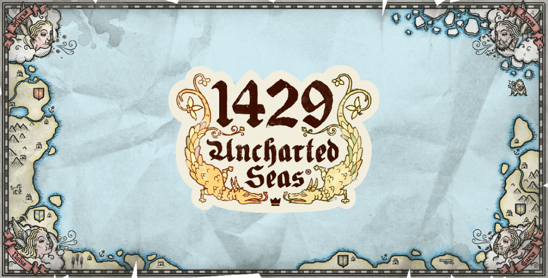 1492 Uncharted Seas Slot Logo Wizard Slots