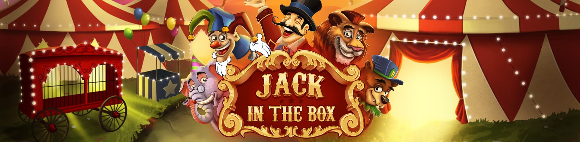 Jack In The Box online slots game