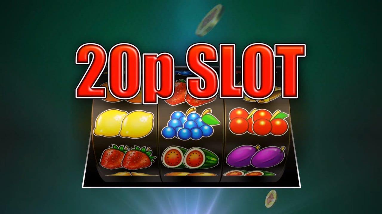 20p Slot Wizard Slots