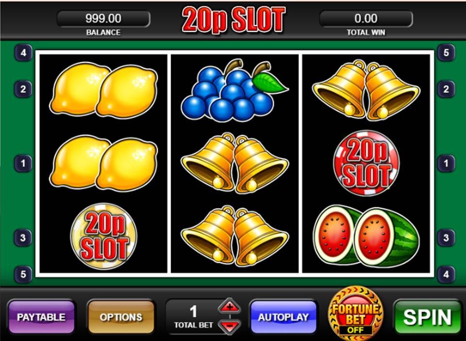20p Slot Free Slots