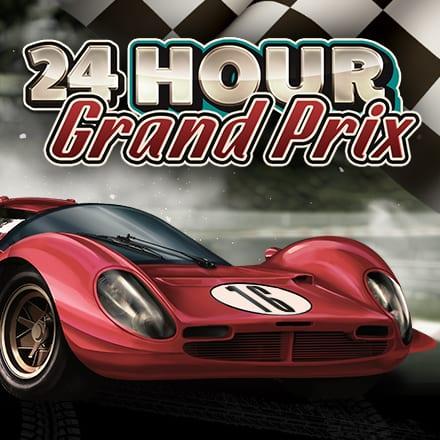 24 Hour Grand Prix Slot Wizard Slots