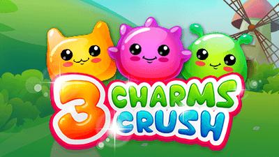 3 Charms Crush Logo