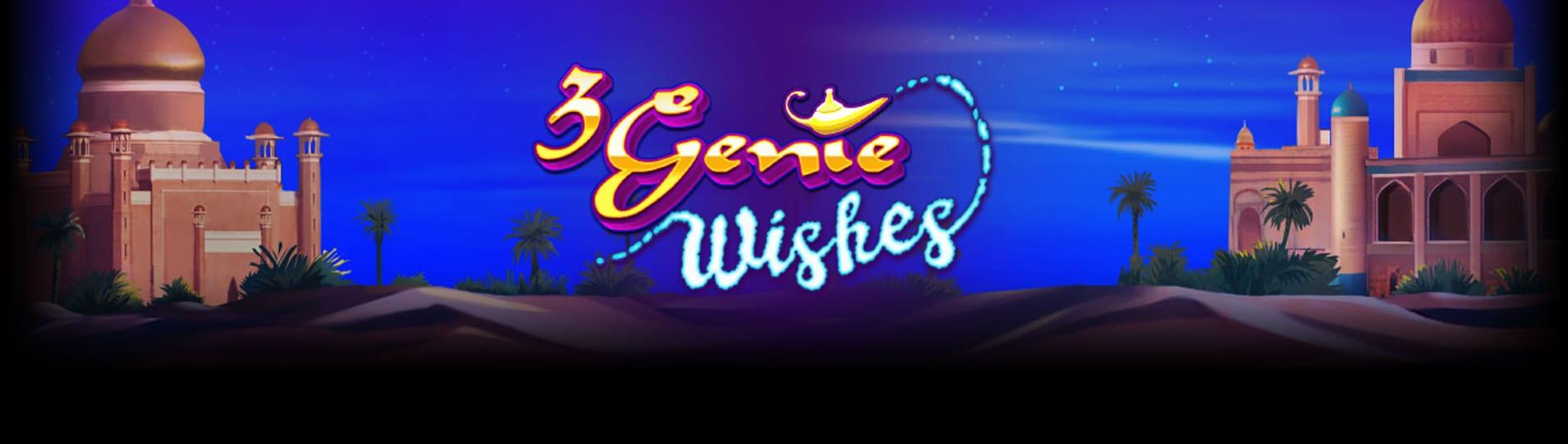 3GenieWishes - WizardSlots