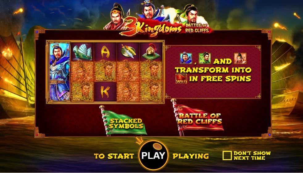 3 Kingdoms - Battle of Red Cliffs Screenshots