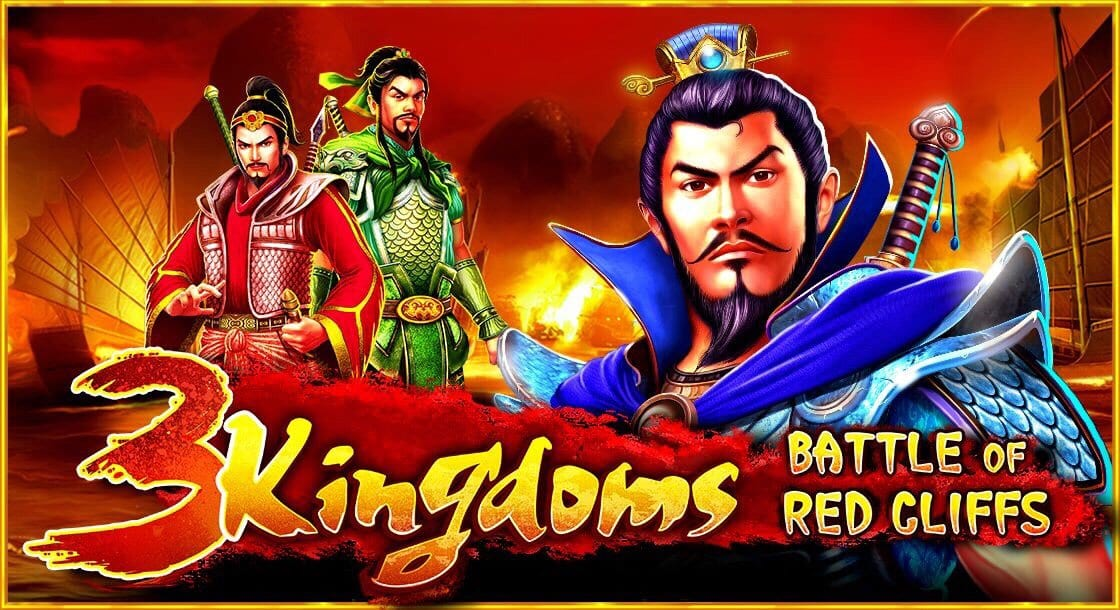 3 Kingdoms - Battle of Red Cliffs Logo