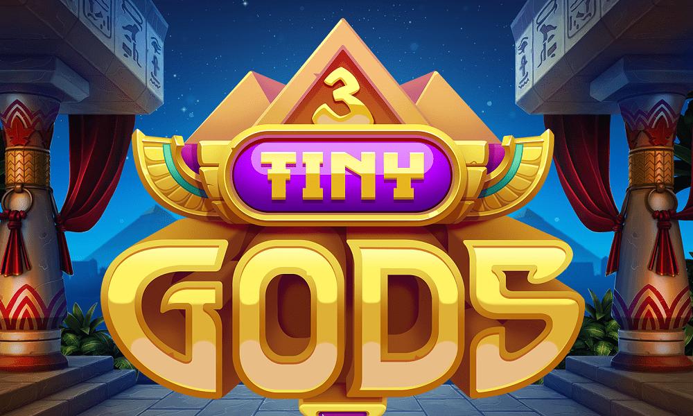 Play Tiny Gods Slot Wizard Slots