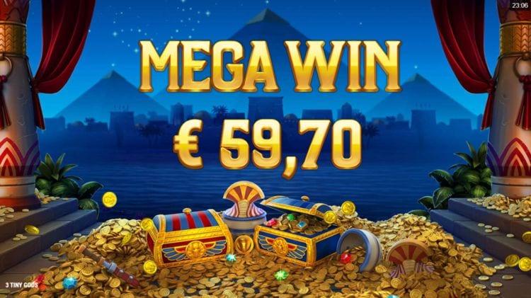Play Tiny Gods Slot Mega Win