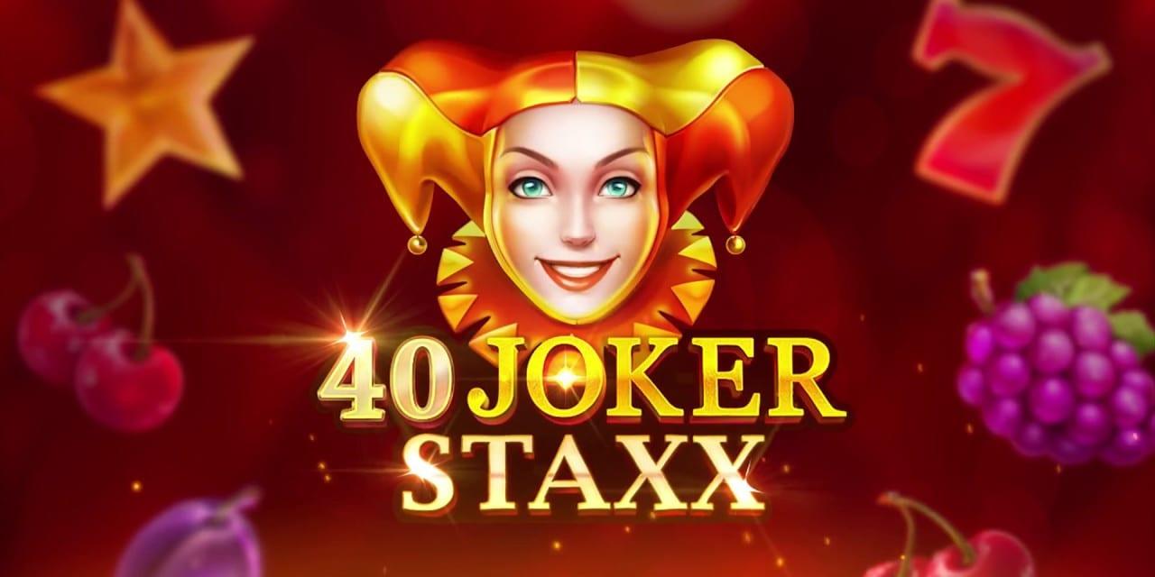 40 joker staxx - Wizard Slots