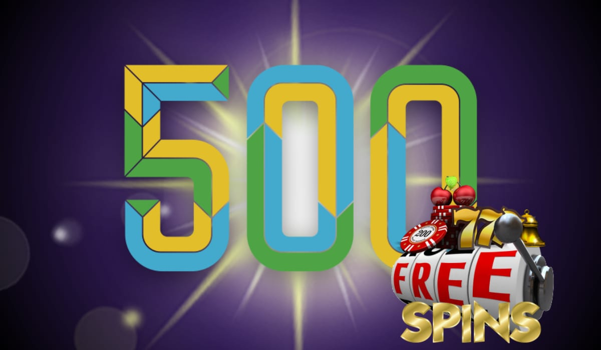 Free Spins 500