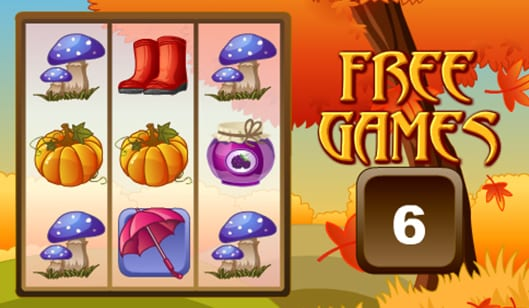 Autumn Gold Free Games