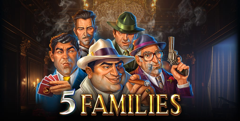5 Families Slot Wizard Slots