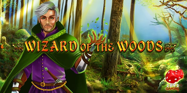 Wizard of The Woods Slot Wizard Slots