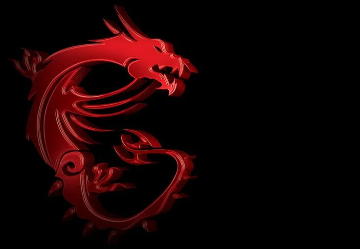 Red Dragon Slots Game logo