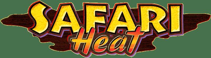 Safari Heat Slot Logo Wizard Slots