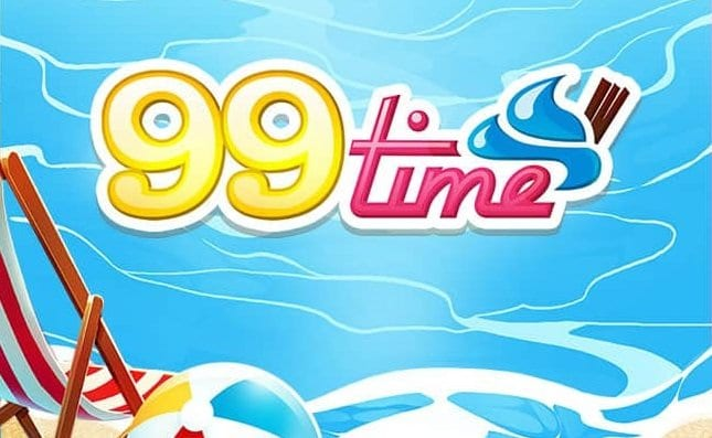 99 Time slots game logo