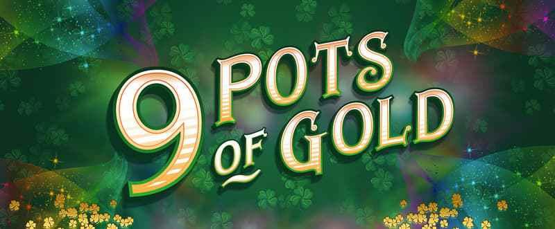 9 Pots Of Gold Slot Wizard Slots