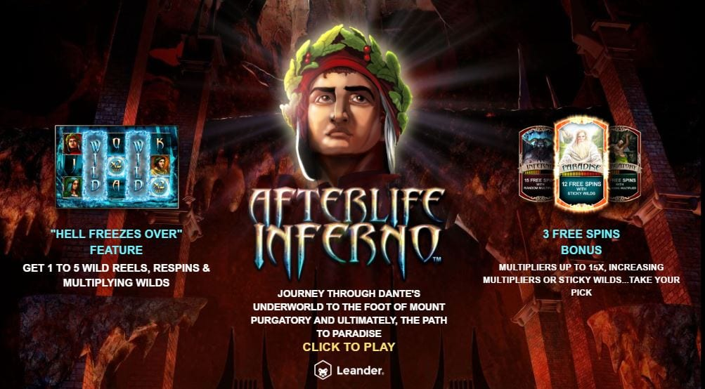 Afterlife: Inferno Introduction