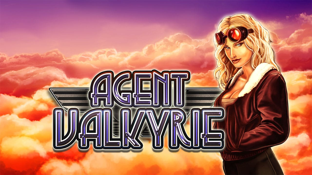 Agent Valkyrie logo slot