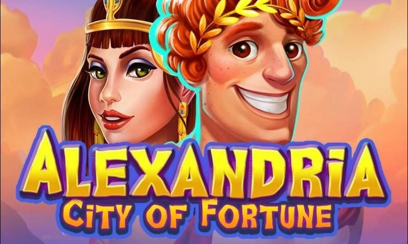 Alexandria City of Fortune Slot Wizard Slots
