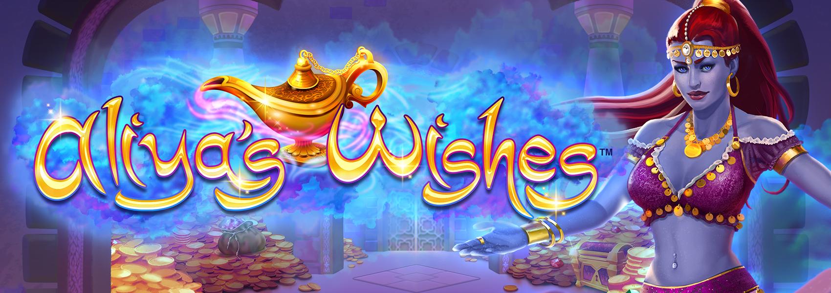 Aliya's Wishes Slot Wizard Slots