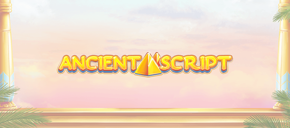 Ancient Script Slots Game