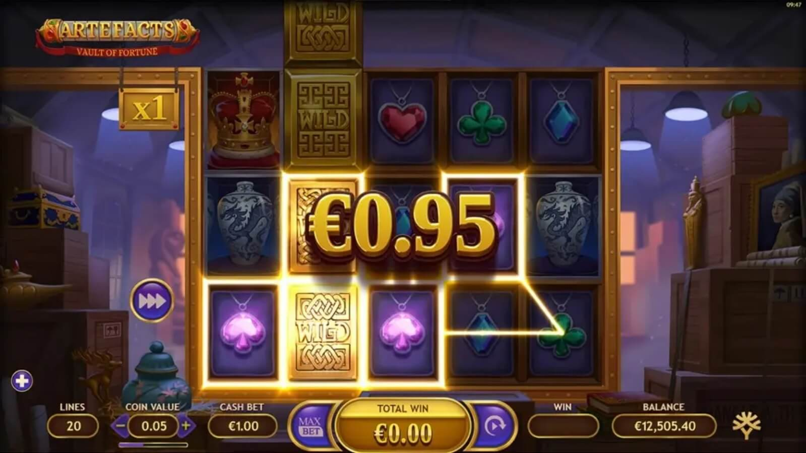 Vault of Fortune Free Slots