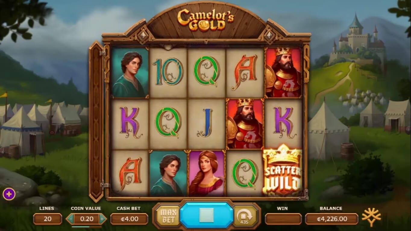 Arthur's Fortune Slot Online