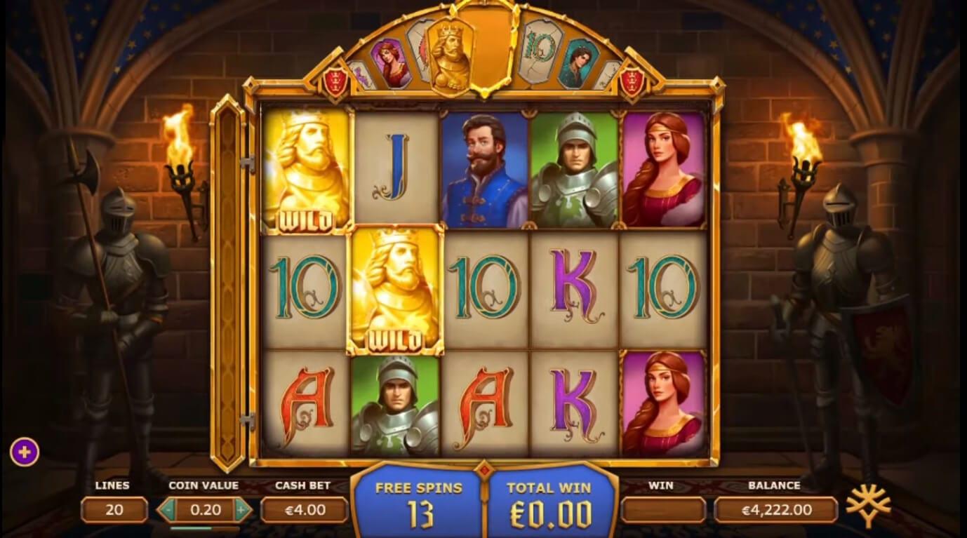 Arthur's Fortune Slots Online