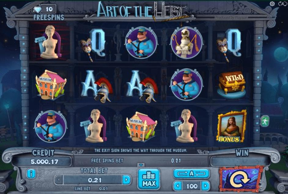 Art of the Heist Gameplay