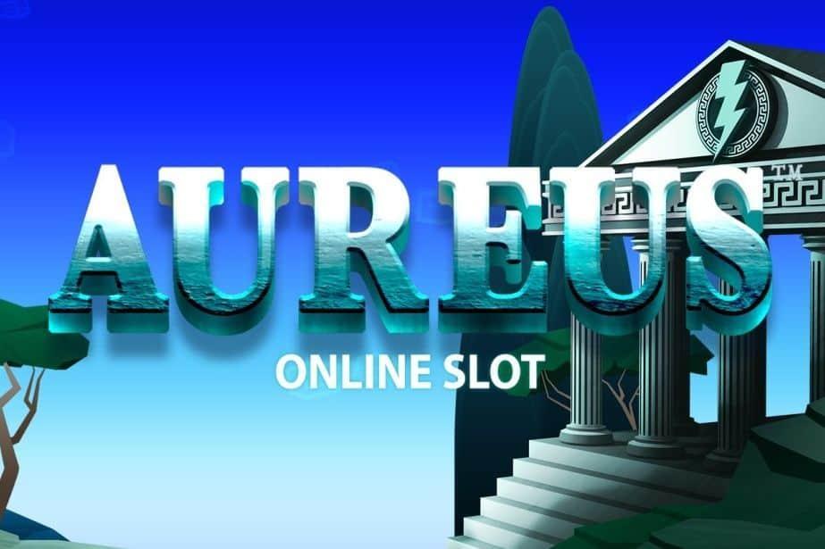 Aureus Slot Logo Wizard Slots