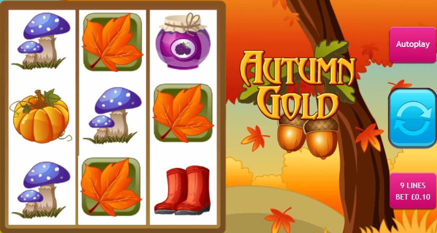 Autumn Gold Gameplay