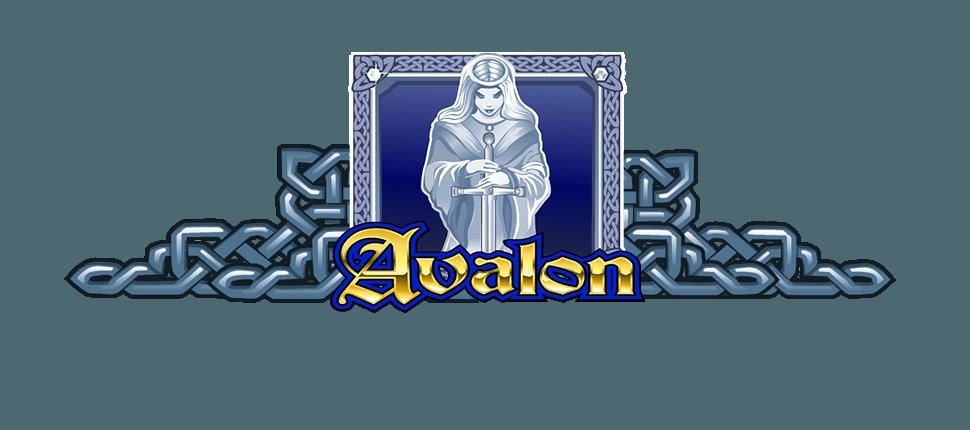 Avalon Slots Game logo