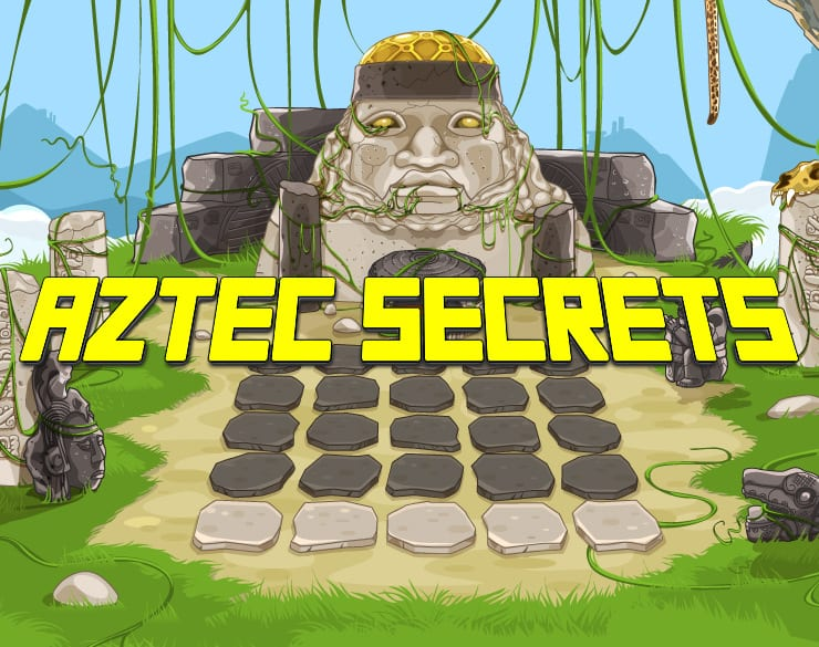 Aztec Secrets Slots Game logo