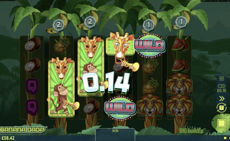 Banana Drop Free Slots