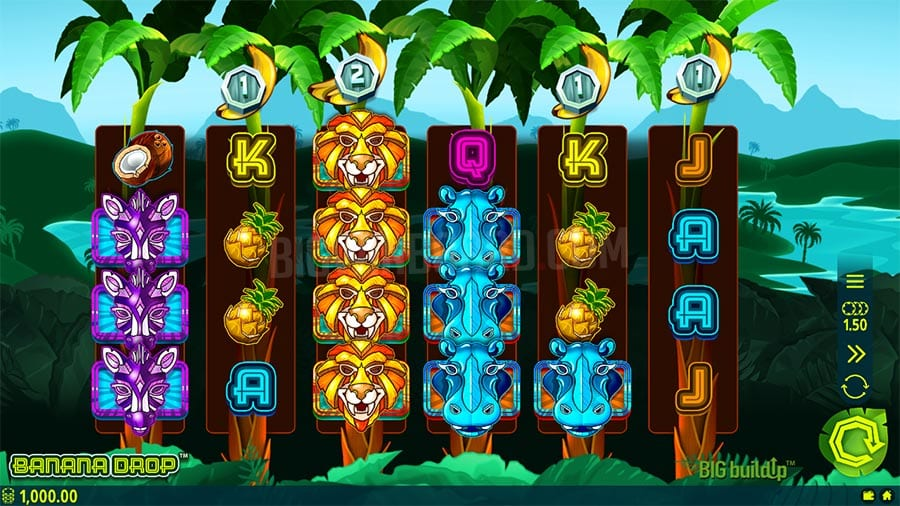 Banana Drop Slot Game