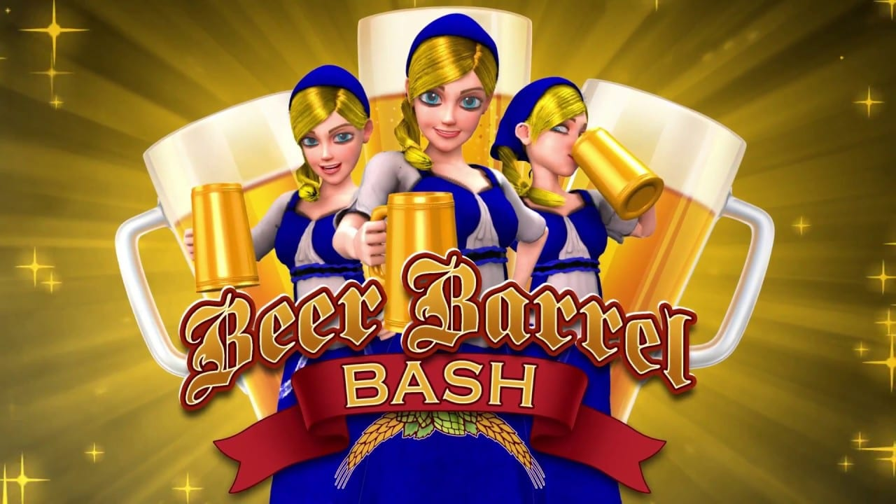 Beer Barrel Bash logo