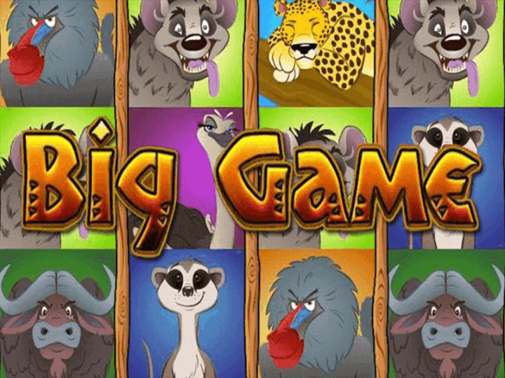 Big Game Slot Wizard Slots