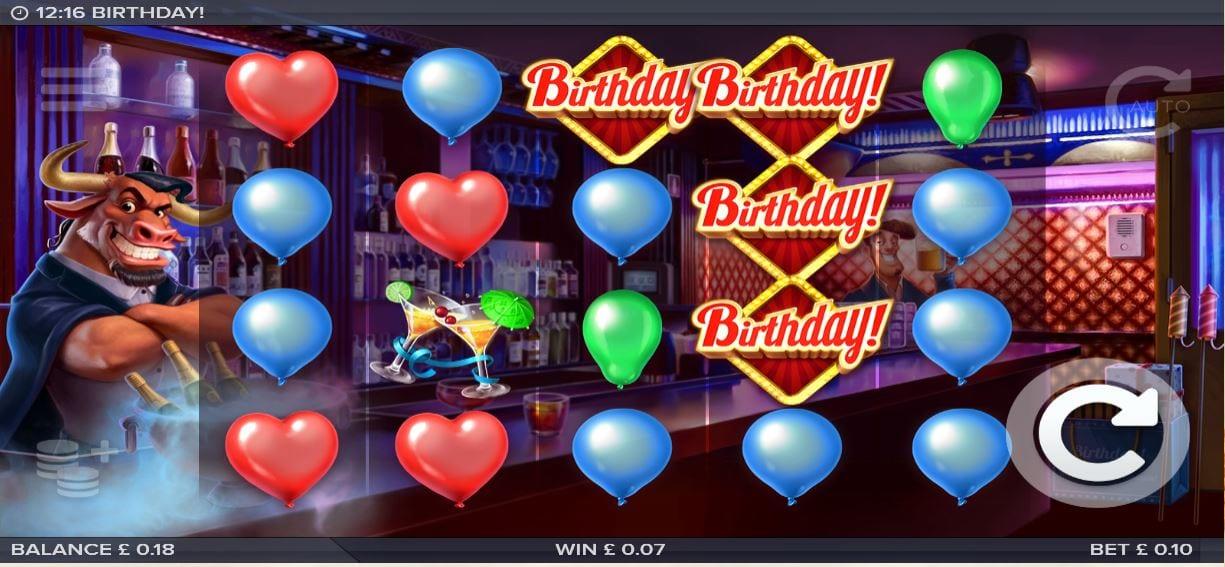 Birthday Reels