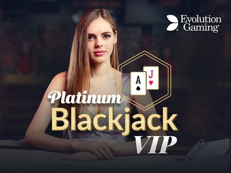 Platinum Blackjack Casino Game Wizard Slots