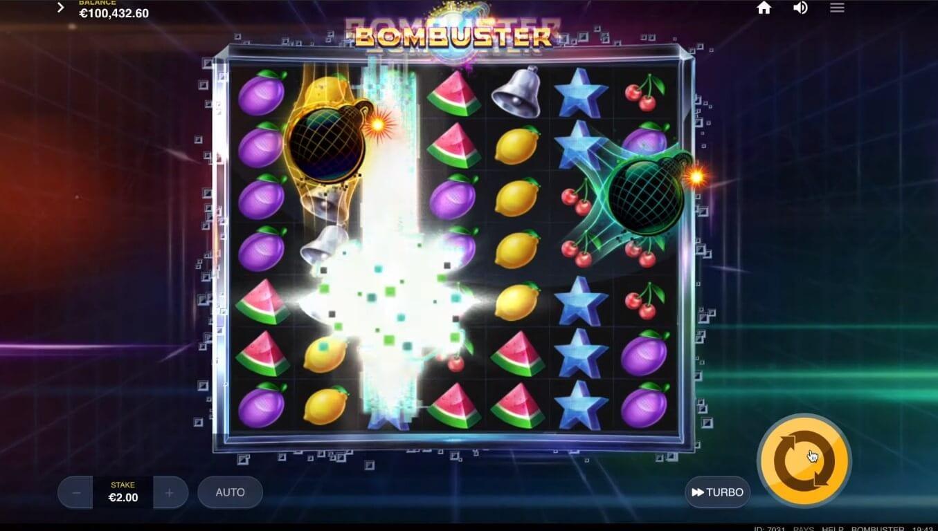 Bombuster Slot Online