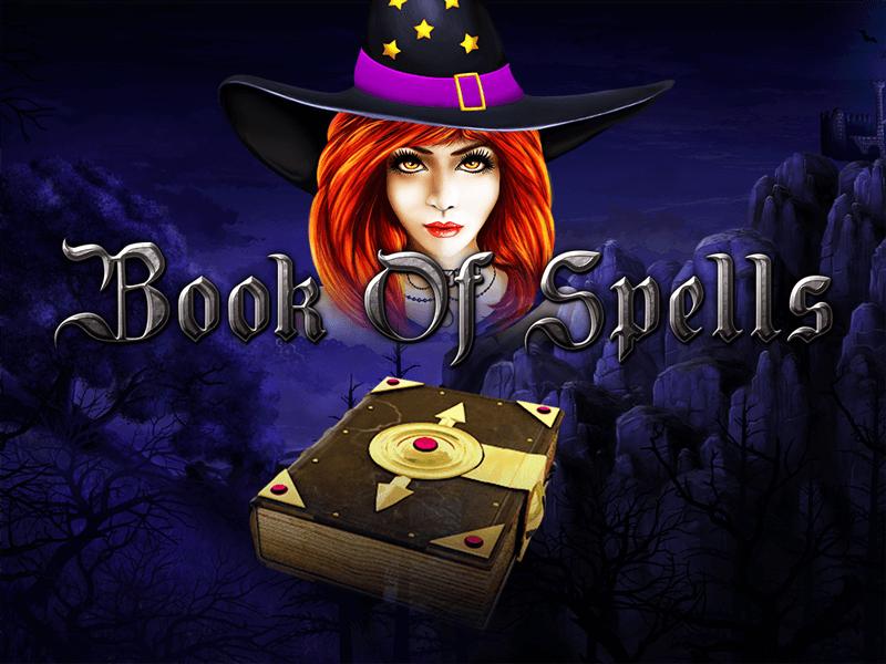 Book of Spells slots