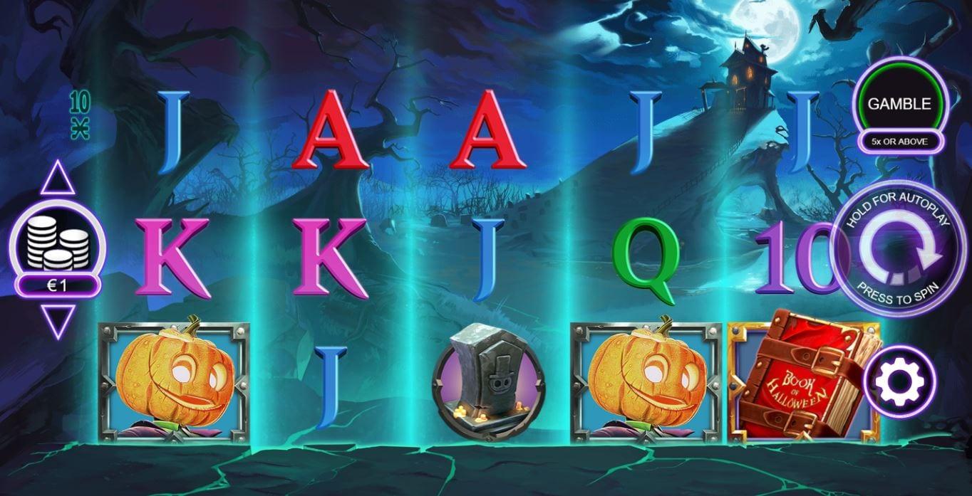 Book of Halloween Slots Online