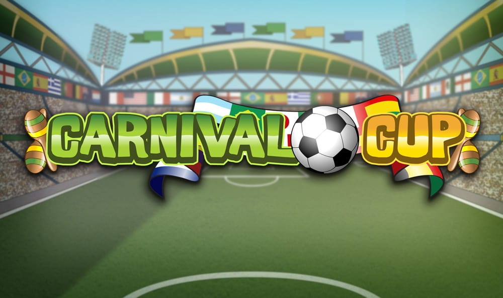 Cup Carnaval online slots game logo
