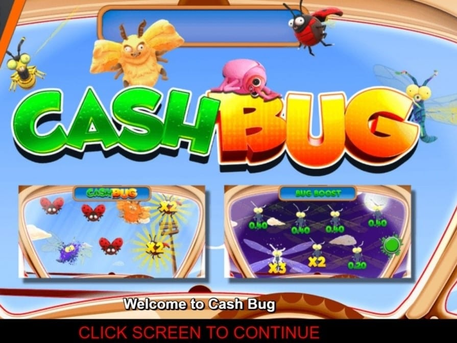 Cash Bug Slot Wizard Slots