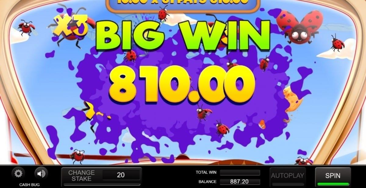 Cash Bug Slots
