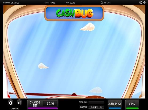 Cash Bug Slots Game
